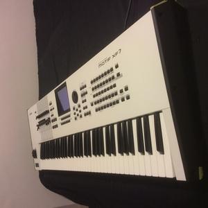 [售]小白Yamaha Keyboard : XF-7 忍痛割愛