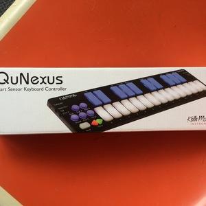Keith McMillen Instruments QuNexus 對...如果你剛好需要...我幫你進貨了...而且沒賺你錢...(全新未拆)