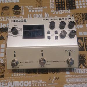 BOSS - DD-500$8000 九成新
