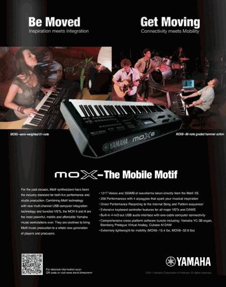Yamaha mobile