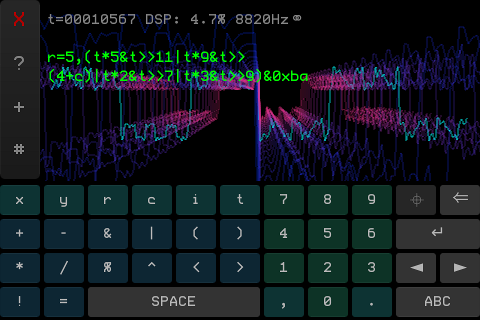 Bitwiz2 screenshot
