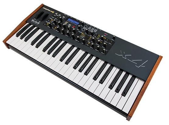 Mopho x4 synthesizer2