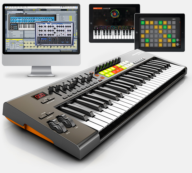 Novation launchkey overview1