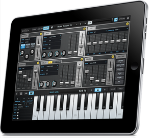 Thumb z3ta synthesizer ios