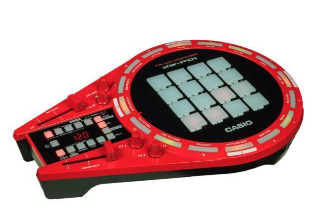 Casio xw pd1 trackformer photo