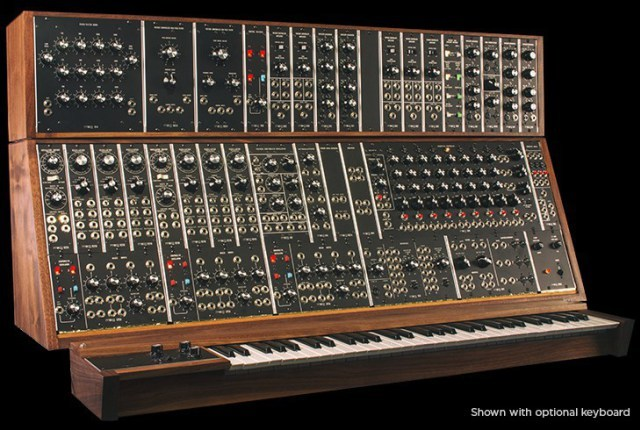 Moog system 55 product page