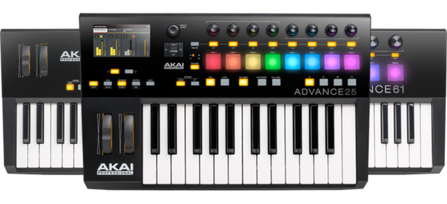 Thumb headline akai advance series