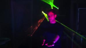 Thumb lasermax