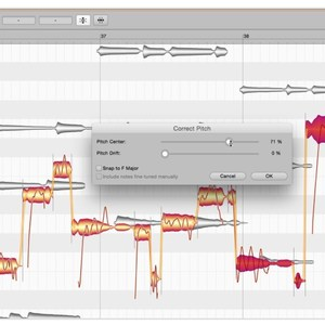 Thumb melodyne 4 studio multitrack note editing