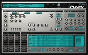Thumb rob papen punch