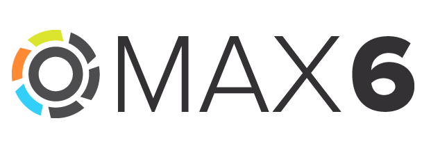 Max6 logo