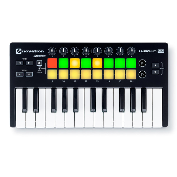 Novation Launchkey Mini MKII MIDI 鍵盤