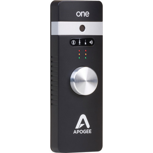 Apogee One iOS 錄音介面
