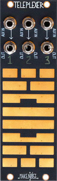 Thumb teleplexer 600