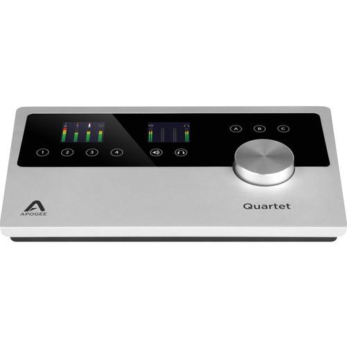 Apogee Quartet 錄音介面
