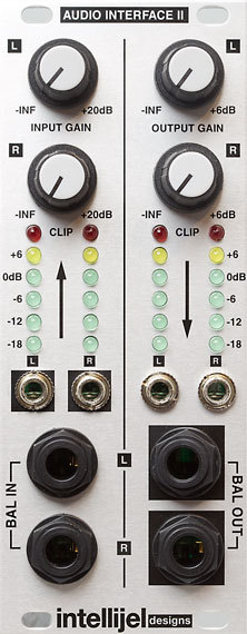 Audio interface ii web 1