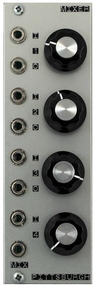 Thumb mixer