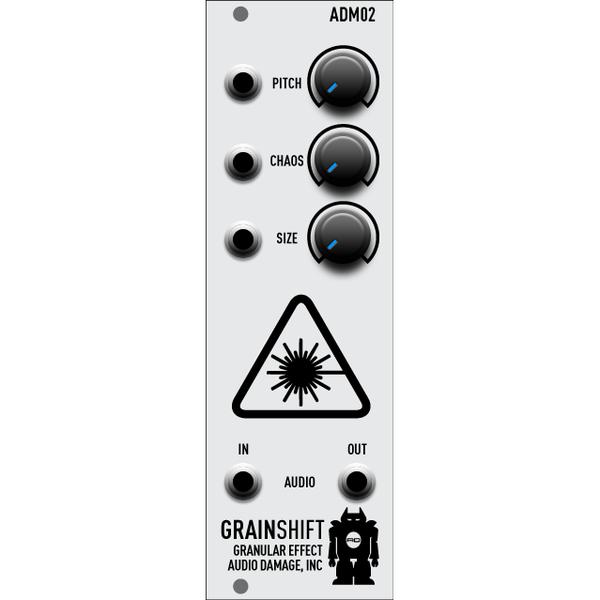 Audio Damage ADM02 Grainshift