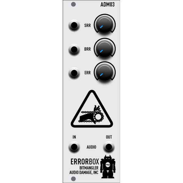 Audio Damage ADM03 Errorbox