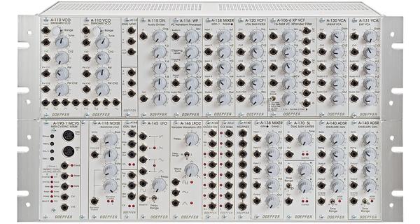 Doepfer A-100 Basis System 2 G6