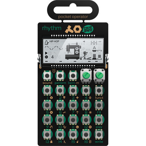Teenage Engineering PO-12 鼓機合成器