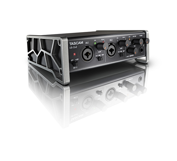 Tascam US 2x2 錄音介面