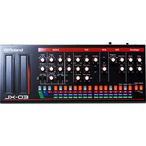 Roland Boutique JX-03 合成器