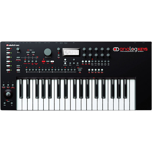 Elektron Analog Keys 合成器鍵盤