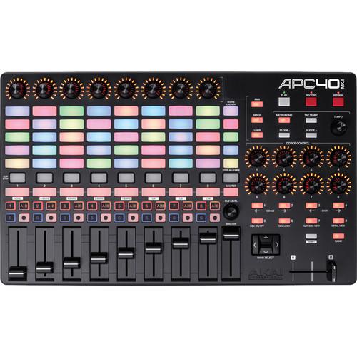 Akai APC 40 MKII MIDI 控制器