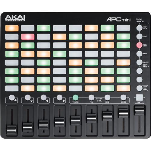 Akai APC MINI MIDI 控制器
