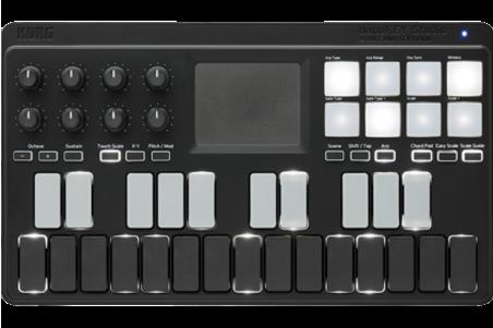 Korg nanoKEY Studio MIDI 鍵盤