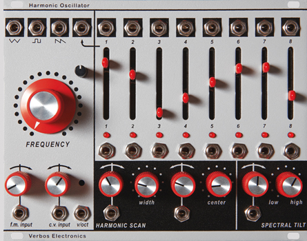 Harmonic oscillator sml
