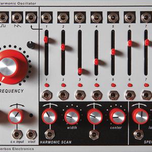 Thumb harmonic oscillator sml