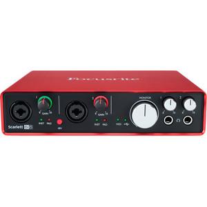 Focusrite Scarlett 6i6 USB 錄音介面 (2代)