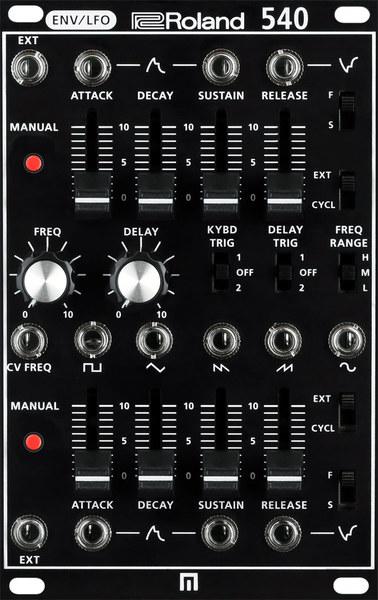System 500 540 gal