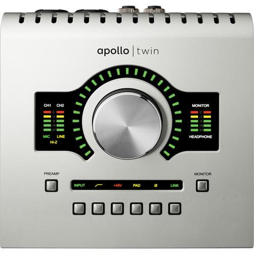 Universal Audio Apollo Twin DUO 錄音介面