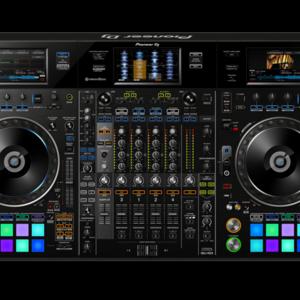 Pioneer DDJ-RZX MIDI 控制器