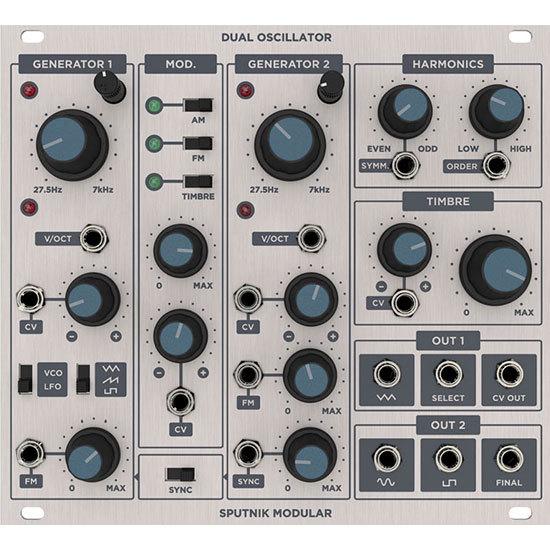 Dualoscillator 550