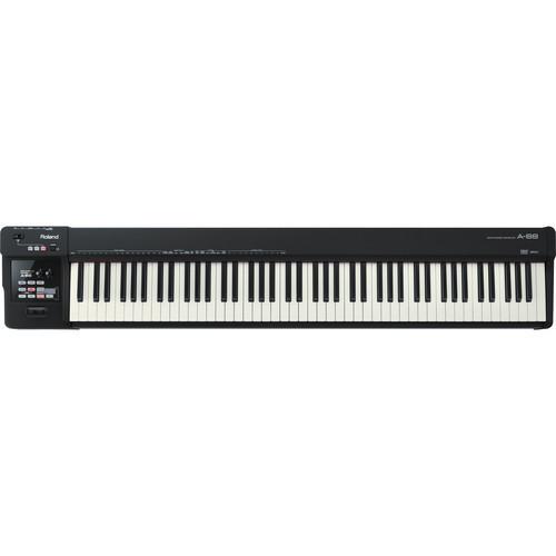 Roland A-88 MIDI 鍵盤