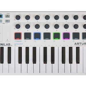 Arturia MiniLab Mk II MIDI 鍵盤