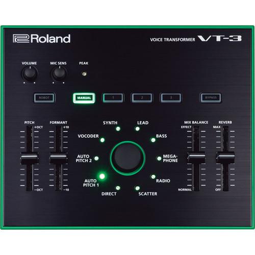 Roland AIRA VT-3 人聲效果器