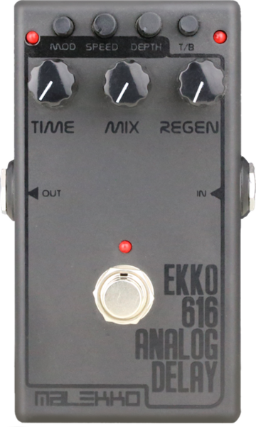 Malekko Heavy Industry EKKO 616 MKII DARK