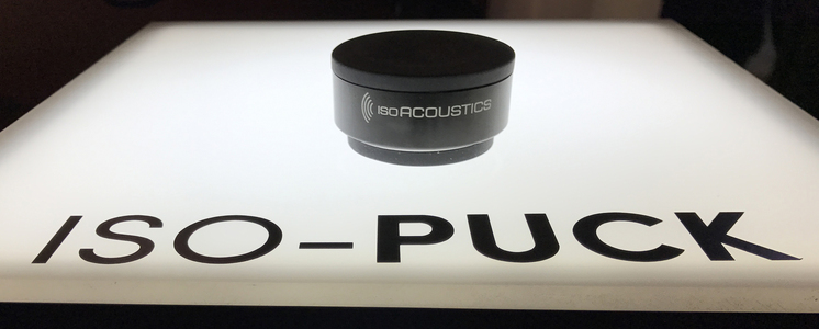 IsoAcoustics ISO-PUCKS(一組兩個)