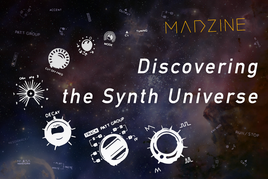 Discovering the synth universe