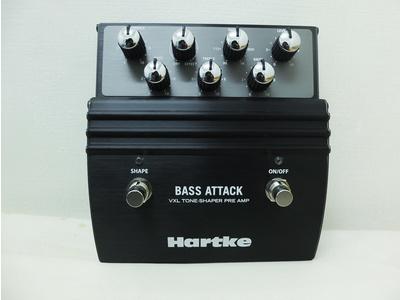 Thumb hartke bass attack