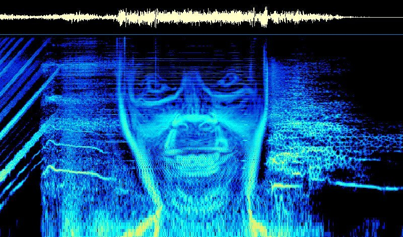 Aphex twin face equatoin formula windowlicker hidden secret image embedded in music spectrograpm