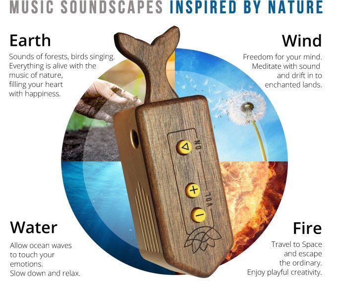 Glo music soundscapes