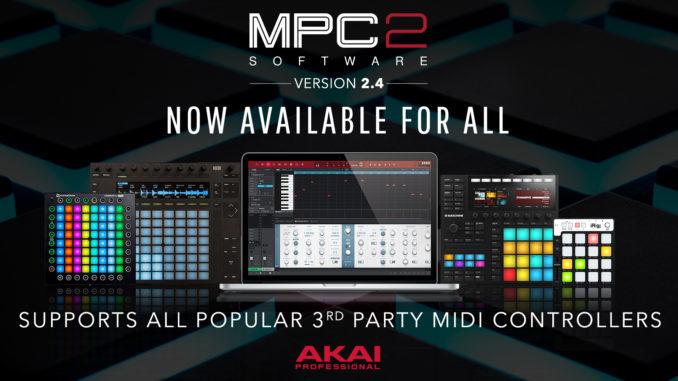 Akai pro mpc software 2.4 678x381