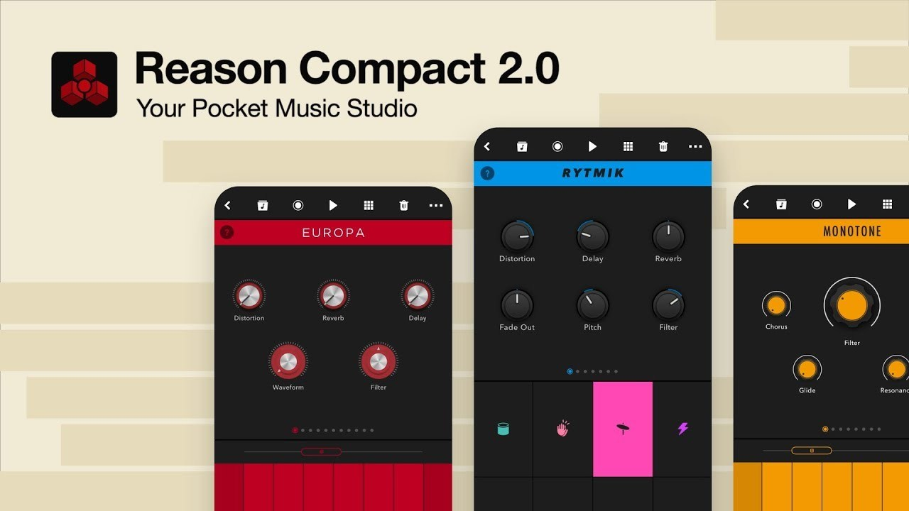 Reason compact 2.0