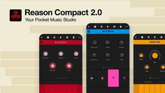 Thumb reason compact 2.0